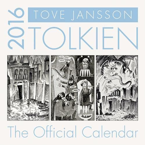 9780008124779: Tolkien Calendar 2016: Illustrated by Tove Jansson (Calendars 2016)