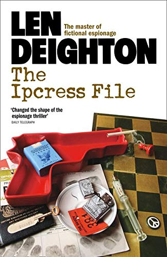 9780008124786: The Ipcress File