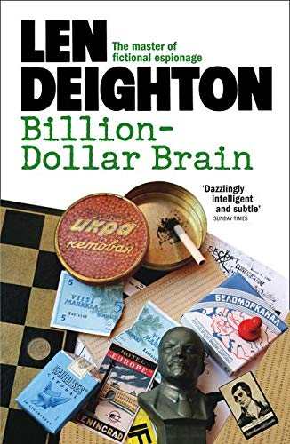 9780008124816: Billion-Dollar Brain