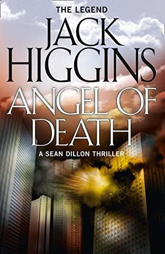 9780008124823: Angel of Death (Sean Dillon Series, Book 4)