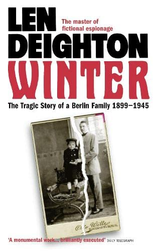 9780008124885: Winter: The Tragic Story of a Berlin Family, 1899-1945