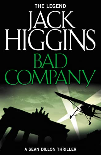 9780008124922: Bad Company (Sean Dillon Series, Book 11)