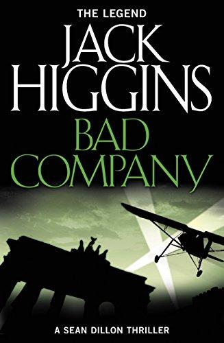 9780008124922: Bad Company (Sean Dillon Series, Book 11)