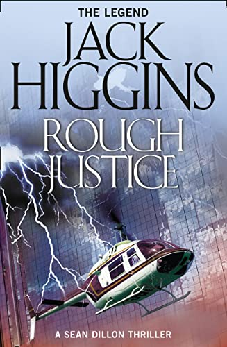 9780008124960: Rough Justice (Sean Dillon Series)