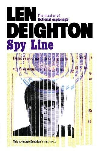 9780008125028: Spy Line