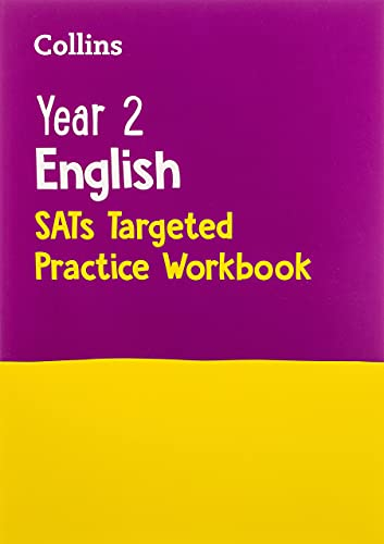 9780008125172: Year 2 English Targeted Practice Workbook (Collins KS1 Revision and Practice - New 2014 Curriculum)