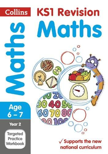 9780008125196: Year 2 Maths Targeted Practice Workbook (Collins KS1 Revision and Practice - New 2014 Curriculum)