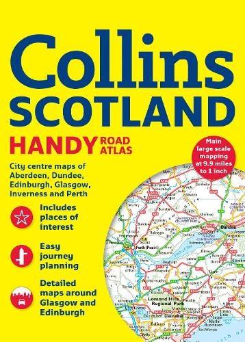 9780008126322: Collins Handy Road Atlas Scotland