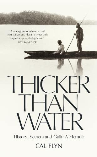 9780008126605: Thicker Than Water: History, Secrets and Guilt: A Memoir