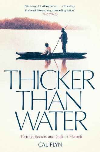 9780008126629: Thicker Than Water: History, Secrets and Guilt: A Memoir