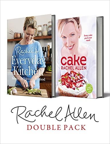 9780008127411: Rachel Allen?s Everyday Kitchen & Cake Double Pack