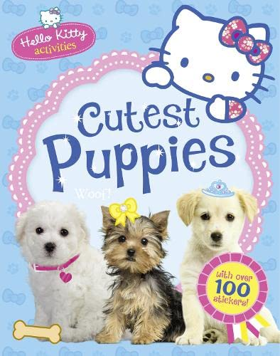 9780008127473: Hello Kitty's Cutest Puppies
