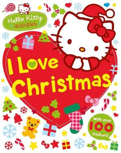 9780008127497: I Love Christmas (Hello Kitty)