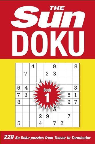 9780008127527: The Sun Doku Book 1 (Sudoku)