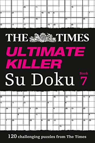 9780008127534: The Times Ultimate Killer Su Doku Book 7