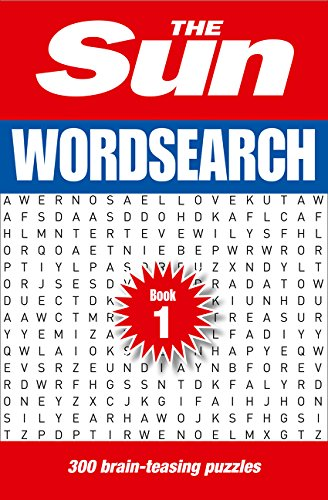 9780008127671: Sun Wordsearch Book 1