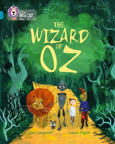 9780008127756: Collins Big Cat ? The Wizard Of Oz: Band 13/Topaz