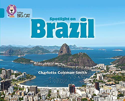 9780008127770: Spotlight on Brazil: Band 13/Topaz (Collins Big Cat)