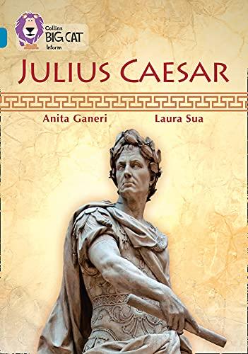 9780008127787: Collins Big Cat ? Julius Caesar: Band 13/Topaz