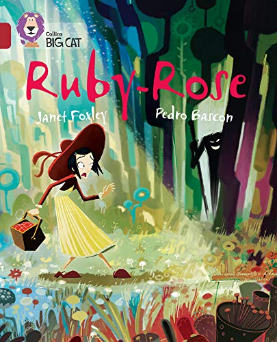 9780008127794: Collins Big Cat - Red Riding Hood: Band 14/Ruby