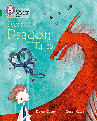 9780008127848: Collins Big Cat - Tales of Two Dragons: Band 15/Emerald