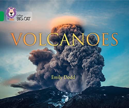 9780008127862: Collins Big Cat - Volcanoes: Band 15/Emerald