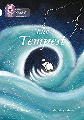 9780008127916: Collins Big Cat - The Tempest: Band 17/Diamond