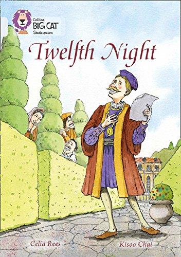 9780008127923: Collins Big Cat - Twelfth Night: Band 17/Diamond