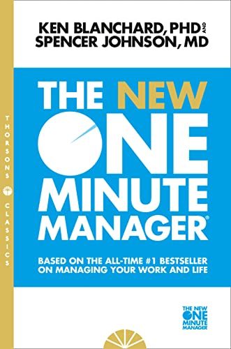 9780008128043: The New One Minute Manager (The One Minute Manager)