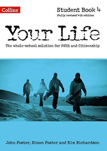 9780008129408: Your Life - Student Book 4