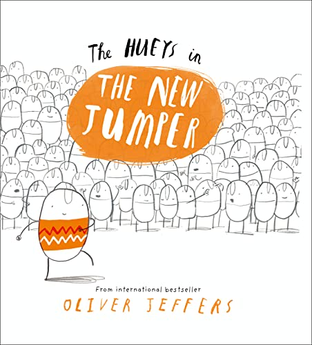 9780008129477: The Hueys: The New Jumper