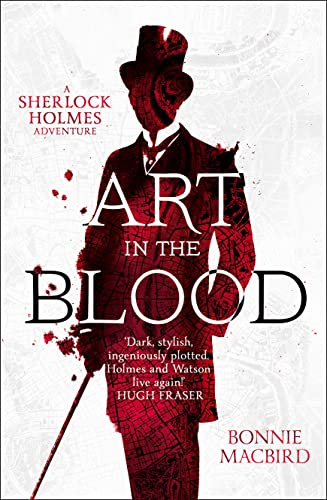 9780008129699: Art in the Blood (A Sherlock Holmes Adventure)