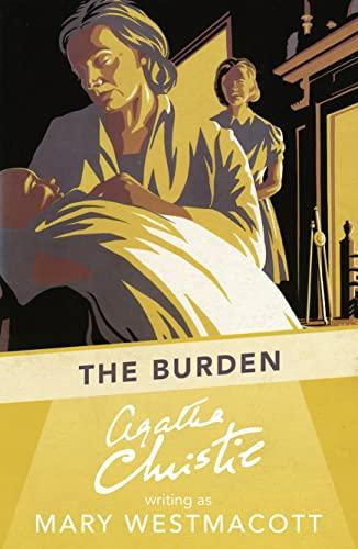 9780008131456: The Burden