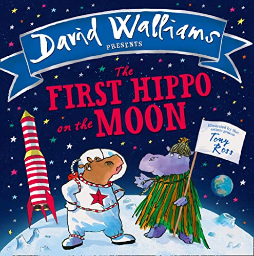 9780008131814: The First Hippo On The Moon
