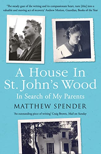 9780008132088: A House in St John's Wood: In Search of My Parents