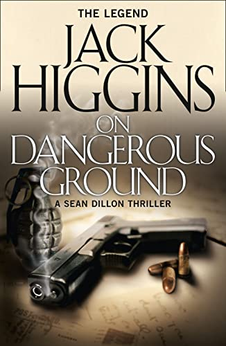 9780008132385: On Dangerous Ground (Sean Dillon Series)