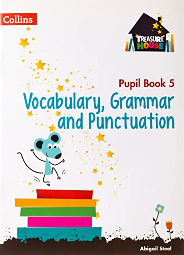 9780008133320: Treasure House — Year 5 Vocabulary, Grammar and Punctuation Pupil Book (Collins Treasure House)