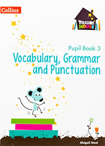 9780008133344: Treasure House - Year 3 Vocabulary, Grammar and Punctuation Pupil Book