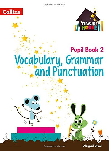 9780008133351: Treasure House - Year 2 Vocabulary, Grammar and Punctuation Pupil Book