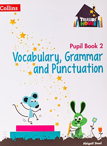 9780008133351: Treasure House ? Year 2 Vocabulary, Grammar and Punctuation Pupil Book (Collins Treasure House)