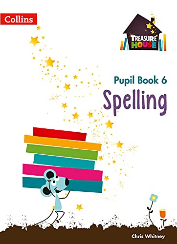 9780008133375: Treasure House — Year 6 Spelling Pupil Book (Collins Treasure House)