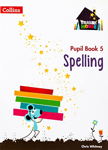9780008133382: Treasure House - Year 5 Spelling Pupil Book