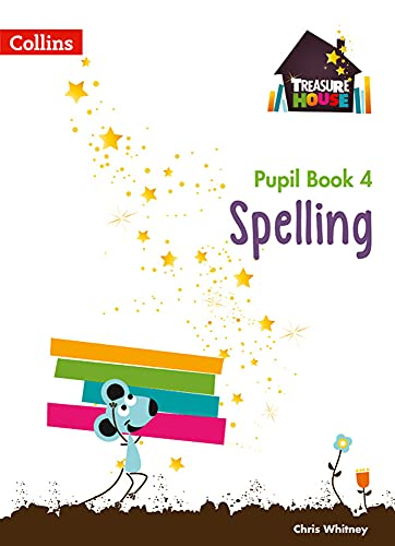 9780008133399: Treasure House - Year 4 Spelling Pupil Book