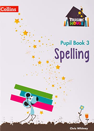 9780008133405: Treasure House — Year 3 Spelling Pupil Book (Collins Treasure House)