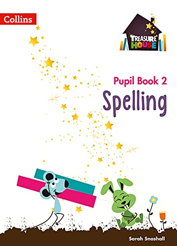 9780008133412: Treasure House — Year 2 Spelling Pupil Book (Collins Treasure House)