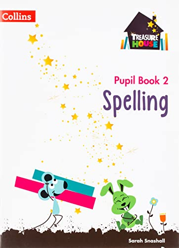 9780008133412: Treasure House - Year 2 Spelling Pupil Book