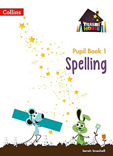 9780008133429: Treasure House - Year 1 Spelling Pupil Book