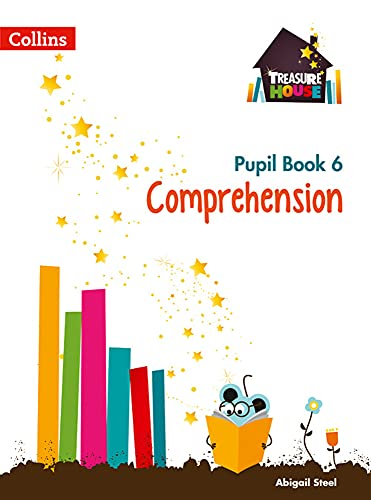 9780008133436: Treasure House — Year 6 Comprehension Pupil Book (Collins Treasure House)