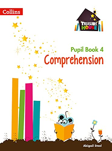 9780008133450: Treasure House - Treasure House  COMPREHENSION PUPIL BOOK 4