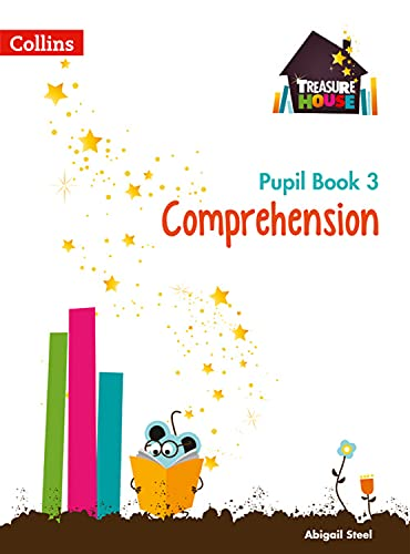 9780008133467: Treasure House — Year 3 Comprehension Pupil Book (Collins Treasure House)